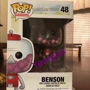 BENSON FUNKO POP